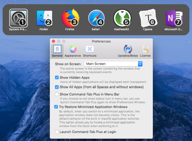 Command-Tab Plus Review: The Best Mac App Switchers